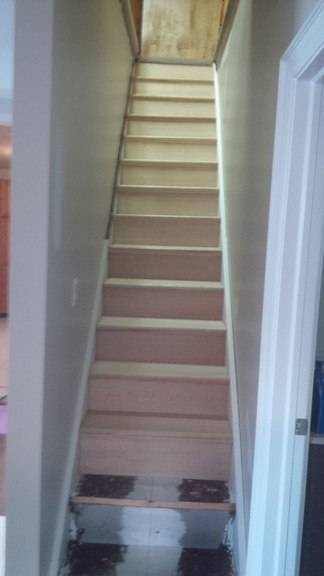 Stair Renovation Cambridge